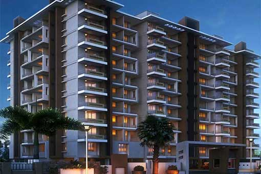 Apartment in Udiapur